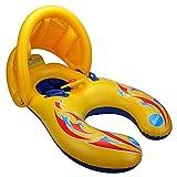 ZLUOK Aufblasbare Pool Float Floß, Sommer Outdoor Schwimmen schwimmt Strand Wasser Sport Spielzeug für Erwachsene Kinder