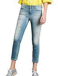 Jeans Donna Twin Set 191MP2472 Denim Blue Estate 2019 P E 2019 (30 - 66de145a016