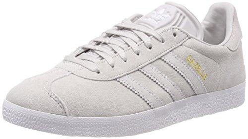 adidas Damen Gazelle W Fitnessschuhe, Grau (Griuno/Ftwbla/Gridos 000), 37 1/3 EU