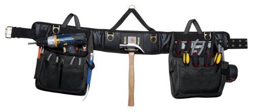 Carhartt Legacy Deluxe Werkzeugtasche, 001, schwarz 100362