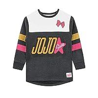 JoJo Siwa Girls Jo Jo Sweatshirt Multicoloured Age 7 to 8 Years