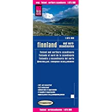 Reise Know-How Landkarte Finnland und Nordskandinavien (1:875.000): world mapping project