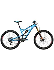 "VOTEC VE Evo - Enduro Fully 27,5"" - sky blue/black matt Tamaño del cuadro XS / 38 cm 2017 MTB doble suspensión"