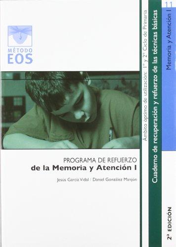 Memoria y Atención I (Método EOS)