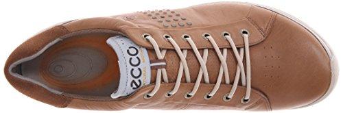 Ecco Biom Hybrid 2 Golf Shoes Camel/Oyester – 39
