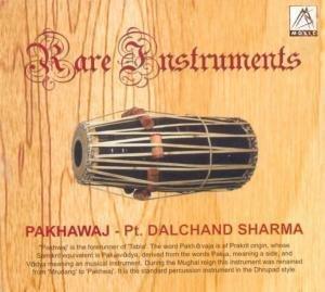 Rare Instruments - Pakhawaj - Pt. Dalchand Sharma (Hindustani Classical Instrumental / Pakhawaj) by Dalchand Sharma