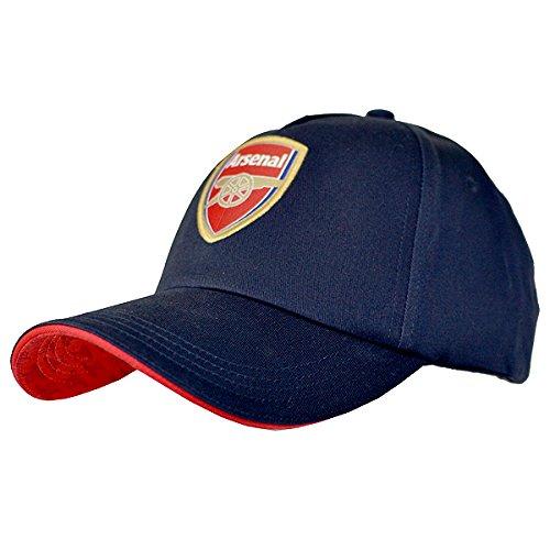 Arsenal FC Original marineblau Erwachsene - Arsenal-fußball-hut Fc