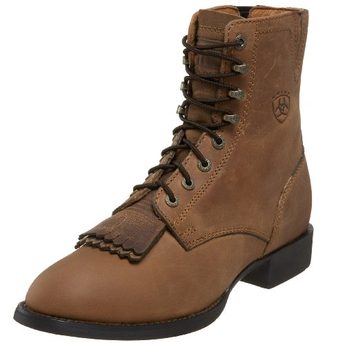 Ariat Women's Heritage Lacer II Western Cowboy Boot Ariat Lacer Boots