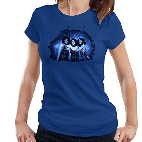 TV Times The Three Degrees Pop Group Women's T-Shirt