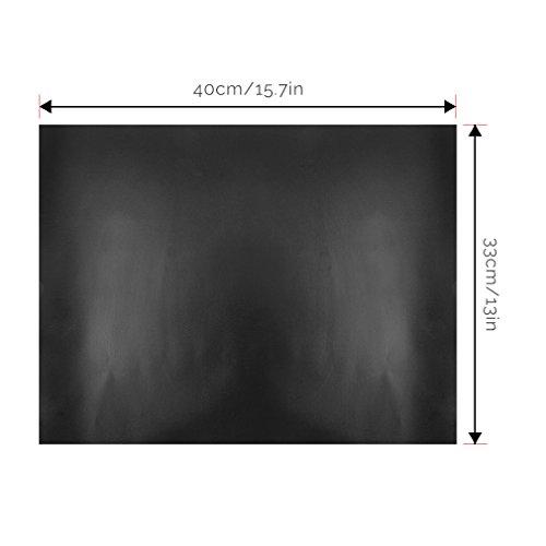 2x flamen grillmatte zum grillen und backen antihaft und hitzebest ndig f r gasgrills. Black Bedroom Furniture Sets. Home Design Ideas
