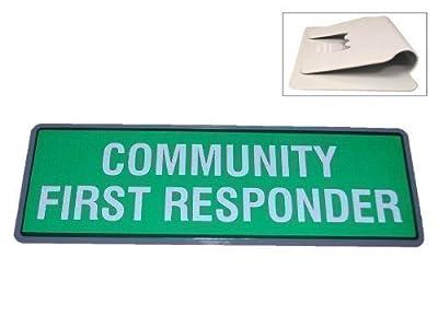 Community First Responder Reflective Univisor