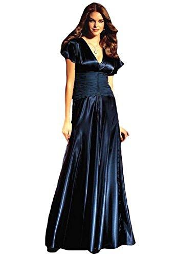 Abendkleid mitternachtsblau von Laura Scott Evening Gr. 17 (34)