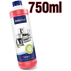 Détartrant Liquide Anticalcaire pour machine à café - 750ml, Pour Machines à Café Automatiques compatible avec Delonghi Bosch Tassimo Senseo Nespresso Dolece Gusto