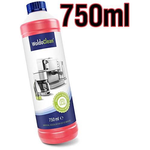 Decalcificatore Macchine Caffe Decalcificante Anticalcare 750ml - Compatibile con DeLonghi Nespresso Bosch Krups Tassimo Seaco Durgol