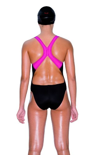 Aquafeel Training XLAnce Drop Femme Back Bleu - Bleu marine/bleu
