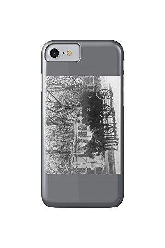 pabst-brewing-company-delivery-wagon-nyc-photo-iphone-7-cell-phone-case-slim-barely-there