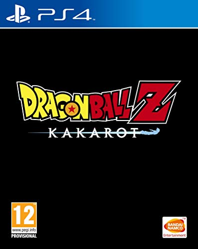 DRAGON BALL Z: KAKAROT PS4 - - PlayStation 4