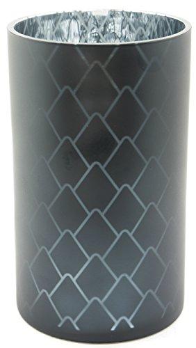 1x Offizielles Yankee Candle Moderne Tannenzapfen Metallic-Finish Große Jar Sleeve Kerzenhalter Dekoration Ornament Glas Zubehör -