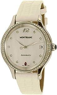 Montblanc Princess Grace De Monaco Women's MOP Dial Leather automatic Watch - 10