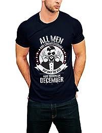 PRINT OPERA Latest And Stylish Men's Round Neck T-Shirt Black, White, Grey Melange And Navy Blue Color- Best Men...