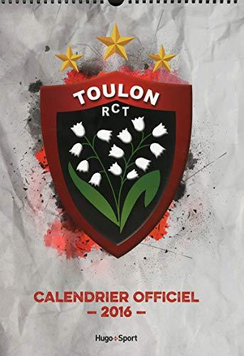 Calendrier mural Officiel RC Toulon 2016