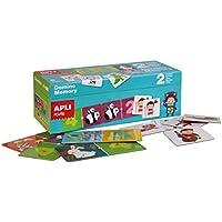 APLI Kids - Dúo dominó + Memory