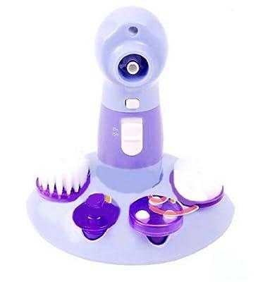 EOZY Cuidado Facial Limpieza De Cutis 4 En 1 Limpiador Poros Espinilla Piel Facial Del Cepillo de EOZY