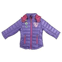 Lilliput Baby Girls Jackets (8907264045971_Purple_6-12 Months)