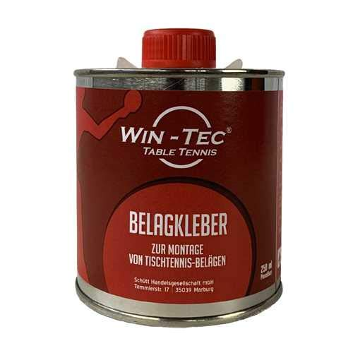 WIN-TEC Belagkleber Pinseldose (250 ml)