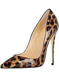 SDKHIN Zapatos de Corte para Mujer Oficina Elegante Boda Formal Casual Vestido de Moda al Aire