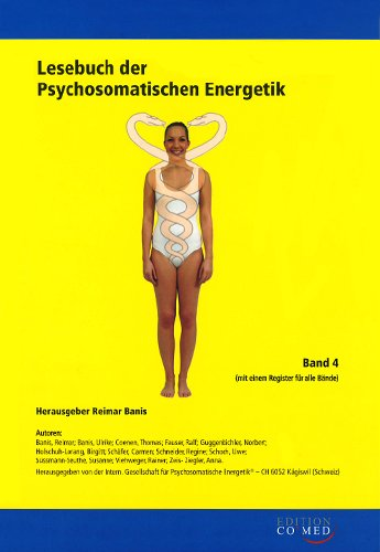Preisvergleich Produktbild Lesebuch der Psychosomatischen Energetik, Band 4