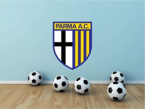 Parma FC Italy Soccer Football Sport Home Decor Art Wall Vinyl Sticker 63 x 50 cm