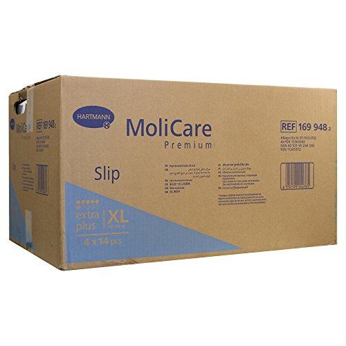 MoliCare Premium Slip extra plus Extra Large 4x14 Stück