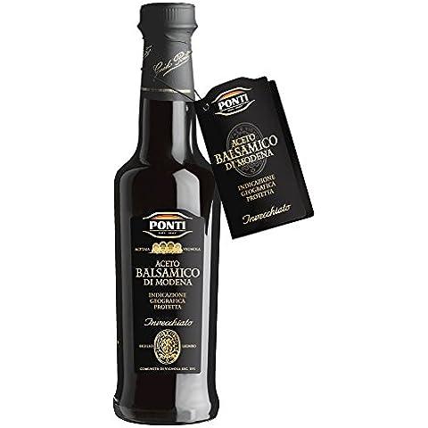 Ponti Aceto Balsamico Modena Invecchiato - 1 Bottiglia
