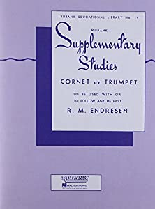 Supplementary Studies R.M. Endresen Cornet or Trumpet