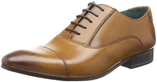 Ted BakerDanyll - Scarpe Basse Stringate uomo , marrone (Brown (Tan)), 48 EU