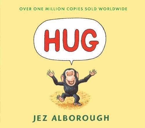 Hug por Jez Alborough
