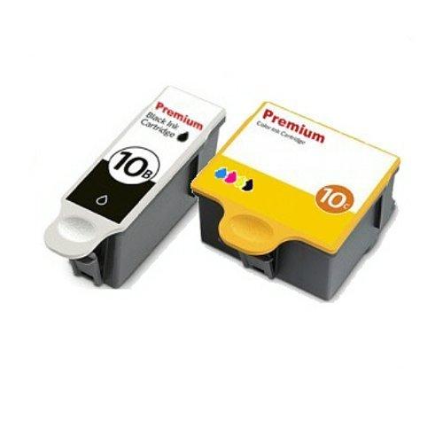 kompatible Tintenpatronen für Kodak 10BK 10C ESP 3 ESP 5 ESP 7 ESP 9 ESP 3250 ESP 5210 ESP 5220 ESP 5230 ESP 5250 ESP 6150 ESP 7250 ESP 9250 Easyshare Easyshare 7