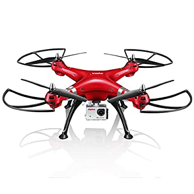 Syma X8HG Remote Controll RC Quadcopter Drone With 8MP HD Camera Electric Toy