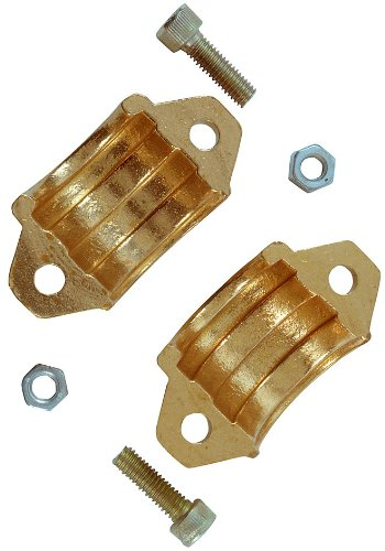 Connex FLOR92530 Collier de serrage en laiton 38-41mm