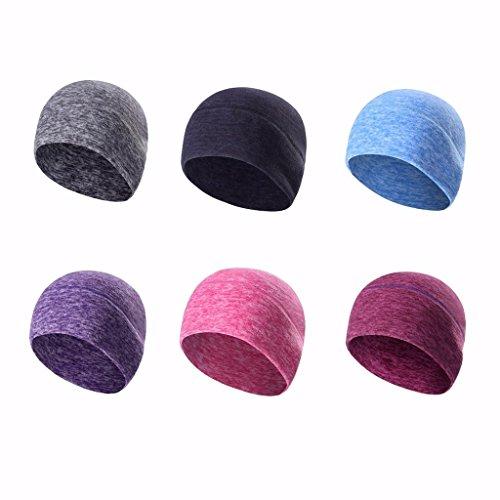 VERTAST Herren Damen Winter kationischen Fleece Beanie Hut Outdoor thermische Hüte, tiefes Blau - Outdoor-winter-hüte Damen