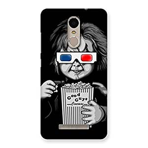 Neo World Cinema Boy Back Case Cover for Xiaomi Redmi Note 3