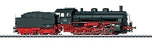 Märklin 39554–Tren de Mercancías de vapor locomotora BR 57.5Db, multicolor