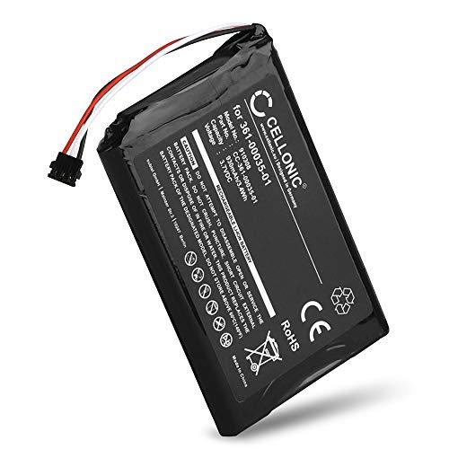 CELLONIC® Qualitäts Akku kompatibel mit Garmin Drive Assist 51, 50 / Nüvi 2597LMT, 2595LMT, 2557LMT, 361-00035-01 930mAh Ersatzakku Batterie