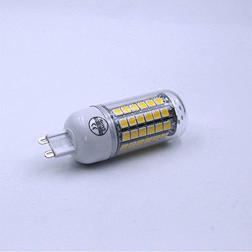 Preisvergleich Produktbild OOFAY Corn Light@ Nicht Dimmbar LED Mais Glühbirne E14 3W Super Hell 30W Entspricht Glühbirnen 3000K Kaltes Weiß 1500Lm Kleine Edison-Schraube Kerze Leuchtmittel (10Er-Pack)[Energieklasse A+],G9