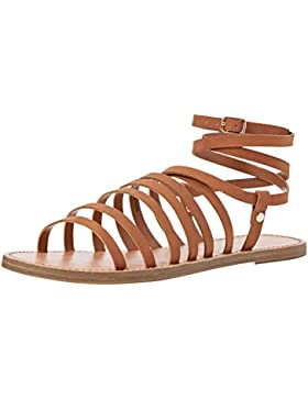 New Look Damen Gaps Sandalen mit