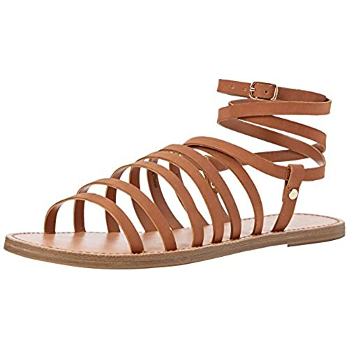 Womens Gaps Open-Toe Sandals New Look