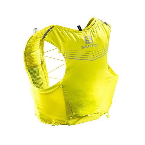 SALOMON ADV Skin 5 Set Laufrucksack gelb Gr. L -