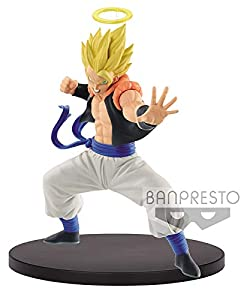 Banpresto Dragon Ball - Figura de collection Gogeta, 13 cm