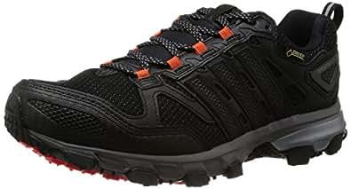adidas Response Trail 21 GTX Mens Running Shoes Black Size